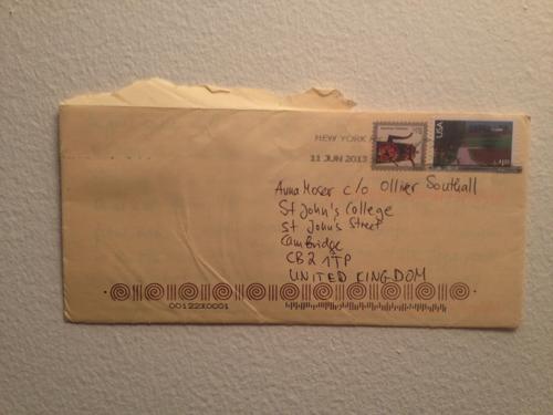 correspondence1